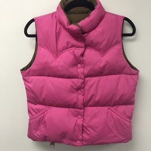 American Eagle Outfitters Reversible Down Vest